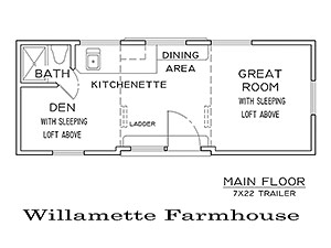 Tiny House On Wheels With Slide Out likewise Tips To Find House Blueprints in addition Tiny House Floor Plans Trailer likewise Garden Coloring Book furthermore 24 X 48 Double Wide Homes Floor Plans. on little house on trailer plans